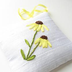 black-eyed susans lavender sachet 